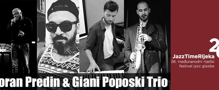 Zoran Predin & Giani Poposki Trio