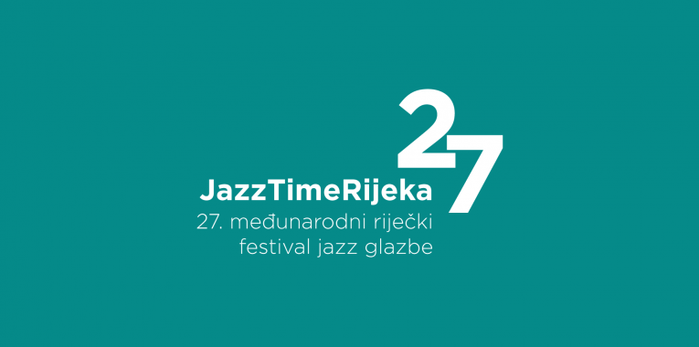 27. JazzTime Rijeka - logotip
