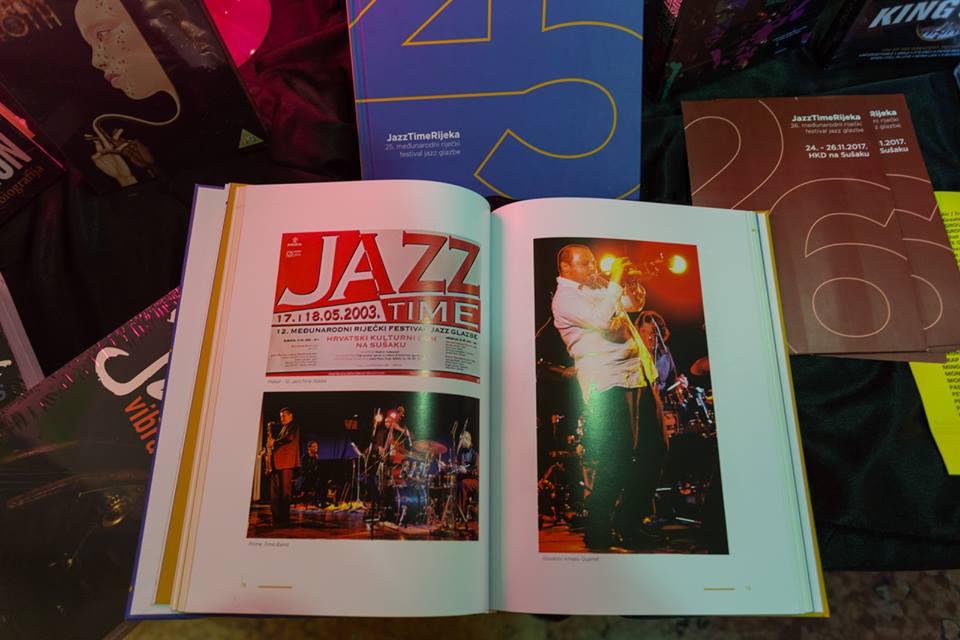 Monografija JazzTimeRijeka